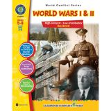 World Conflict Series: World Wars I and II Big Book