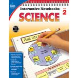 Interactive Notebooks: Science, Grade 2