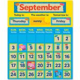 Tape It Up! Calendar Bulletin Board Set
