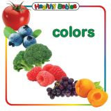 Colors Board Book, English