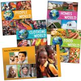 Go Go Global Book Set, Set of 4
