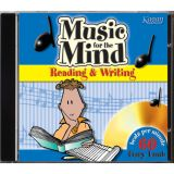 Music for the Mind CDs, Reading & Writing