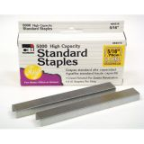 High Capacity Standard Staples, Box of 5,000