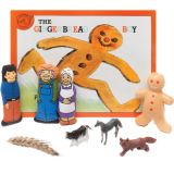 The Gingerbread Boy 3-D Storybook