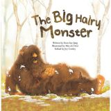 Math Storybooks, The Big Hairy Monster (Counting to Ten)