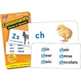 Consonants Flash Cards