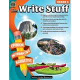 The Write Stuff, Grade 5