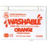 Washable Stamp Pad, Orange