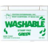 Washable Stamp Pad, Green
