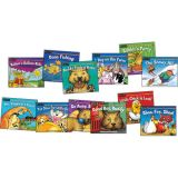 Rising Readers Leveled Books: Animal Adventures, English
