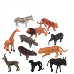 Wild Animals Playset