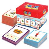 CVC Builders Activity Cards, Set of 48