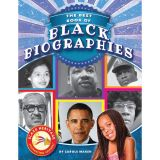Black Heritage: Celebrating Culture!™, The Best Book of Black Biographies