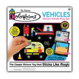 Colorforms Classics - Vehicles