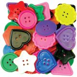 Really Big Buttons™, 120 pieces
