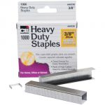 Heavy Duty Staples, 3/8