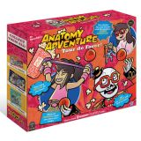 Dr. Bonyfide's Anatomy Adventure Kit, The Muscular System: Tour de Force!