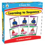 Learning to Sequence: 3-Scene Set