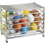 Heavy-Duty Locking Ball Locker