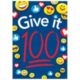 Give it 100 ARGUS® Poster