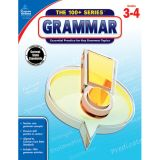 The 100+ Series™: Grammar, Grades 3-4
