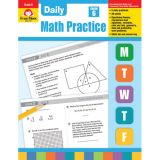 Daily Math Practice, Grades 6+