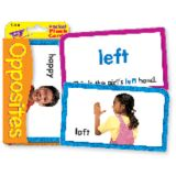 Opposites Pocket Flash Cards