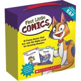 First Little Comics Parent Pack, Levels E & F