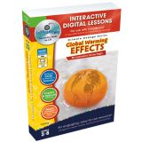 Interactive Whiteboard Lesson Plans, Global Warming: Effects