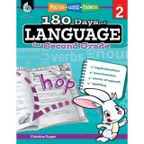 180 Days of Language, Grade 2