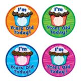 I'm __ Years Old Today Wear 'Em Badges