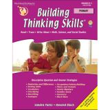 Building Thinking Skills®, Primary, Grades K-1