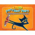 Pete the Cat® Purrfect Pairs Game, Beginning Blends and Digraphs