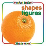 Shapes Board Book, Spanish/English Bilingual