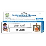 Sensational Reading™ 50 Sight-Word Phrases for Developing Readers