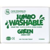 Jumbo Washable Stamp Pad, Green