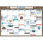 Clingy Thingies® Calendar Set, Home Sweet Classroom