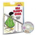 Carry Along Book & CD, Ira Sleeps Over
