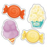 Up and Away Mini Cut-Outs, Treats