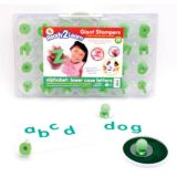 READY 2 LEARN® Giant Stampers, Lowercase Alphabet