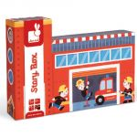 Firehouse Story Box