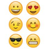 Designer Cut-Outs, Emoji Fun, 3
