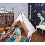 Cotton Canvas Teepee