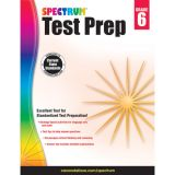 Spectrum® Test Prep, Grade 6