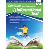 Conquer New Standards: Informational Text, Grade 1