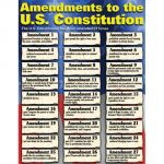 The U.S. Constitution Teaching Poster Set
