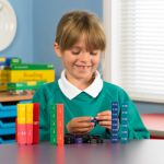 Fraction Tower® Cubes, Fraction Equivalencies