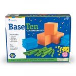 Base Ten Class Set, Brights