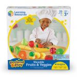 Pretend & Play® Sliceable Fruits & Veggies