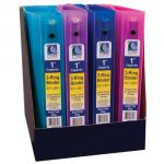 C-Line® Mini 3-Ring Binder